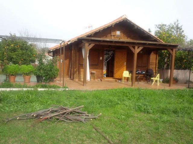 Casa en venta con 40 m2, 2 dormitorios  en Carmona, CAMPOSOL