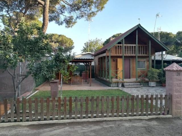 Casa en venta con 50 m2, 2 dormitorios  en Carmona, CAMPING LA ALGABARRA
